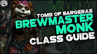 7.2.5 Basic Guides // Monk - Brewmaster