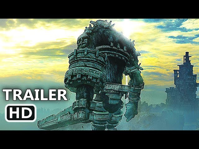 PS4 - Shadow of the Colossus Photo Mode Trailer (2018)