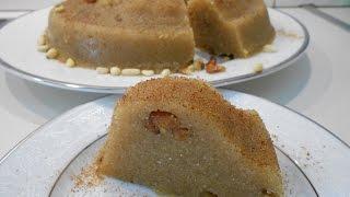 Semolina Halva Recipe(Συμιγδαλένιος χαλβάς)-Katerina Giannakopoulou-KaterinalittleKitchen Recipe 36
