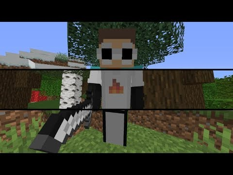 Minecraft But Three People Control One Player