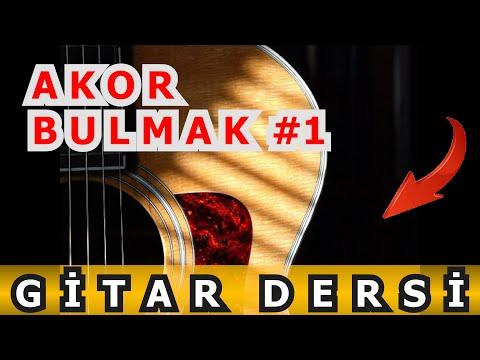 Selim Işık Gitar Dersi 96 - Solonun Akorları Nasıl Bulunur 1