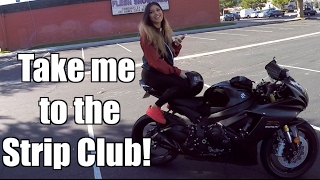 This HOT GIRL wanted a ride to the Strip club!! | Increase strength on the bench press