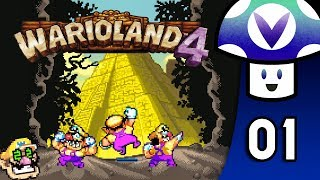 [Vinesauce] Vinny - Wario Land 4 (PART 1)