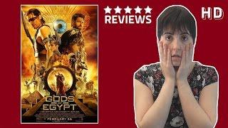 Gods Of Egypt (2016) Movie Review