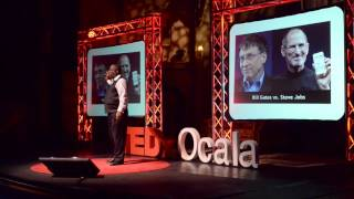 How an Enemy Can Improve Your Life | Johnny Campbell | TEDxOcala
