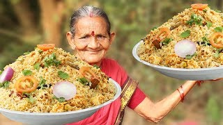 Aloo Dum Biryani Recipe by My Grandmother || Myna Street Food