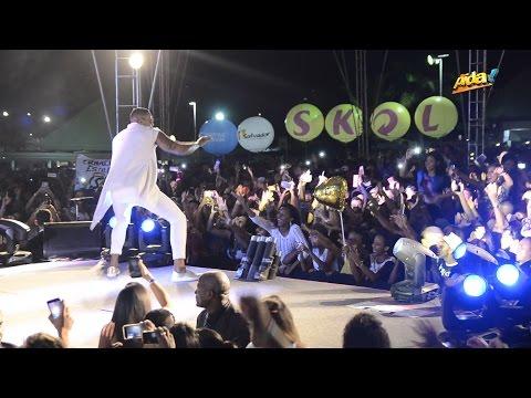 Leo Santana Maravilhosa é Ela Ao vivo no Baile da Santinha 2017 FULL HD