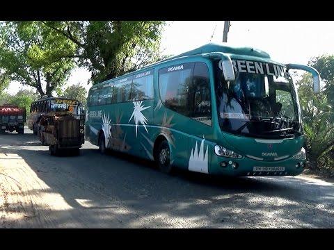 Most Popular Transport System In Bangladesh – Bus/ বাস গাড়ি