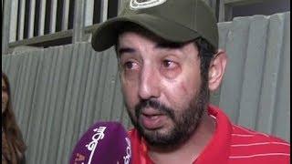 بــدموع😢😢 هدا مـاقاله الفنان المغربي طريق البخاري عن رحيل ابنه