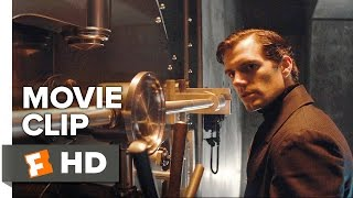 The Man from U.N.C.L.E. Movie CLIP - Loving Your Work (2015) - Henry Cavill Action Movie HD