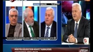 Hüseyin Gülerce'den Hidayet Karaca'ya Yanıt - Ortak Akıl 31.08.2014