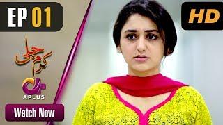 Karam Jali - Episode 1 | Aplus Dramas | Daniya, Humyaun Ashraf, Sohail Sameer | Pakistani Drama