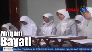 Hj. Maria Ulfah - Nagham Al Qur'an - Maqam Bayati