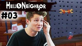 Der DÜMMSTE FEHLER den man machen kann!! | Hello Neighbor #03 | Spielkind Gaming