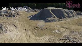Drones Applications (Construction, Architecture, Surveying, GIS, Mining) [PEEK DRONES]