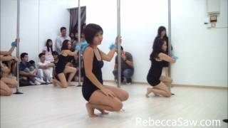 Dreams Studio Subang - FLY YOGA, POLE DANCING AND BURLESQUE!.wmv