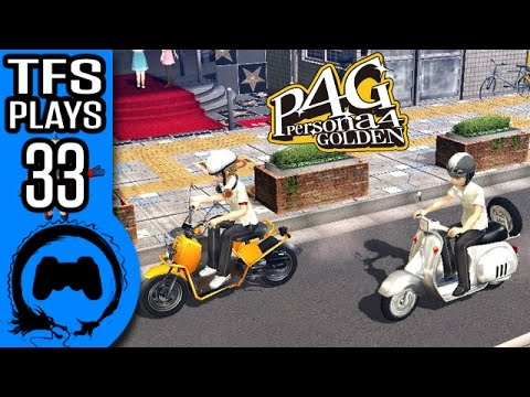 PERSONA 4 GOLDEN Part 33 TFS Plays TFS Gaming