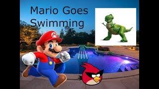 UC05 Movie: Mario Goes Swimming