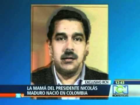 la mamá de Maduro