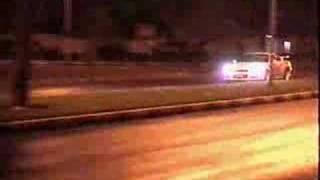 RSG Nissan Skyline R34 GTR going for runs