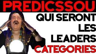 PRÉDICTIONS ! LES 20 LEADEURS DE CATEGORIE DOKKAN BATTLE