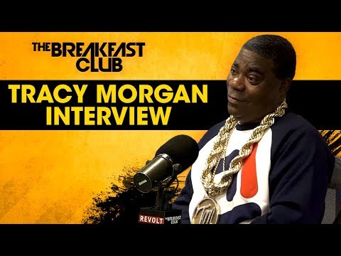 Tracy Morgan Responds To Rob Stapleton Talks Happiness Love For Entertaining More