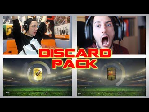 DEXTER SCARTA UN IF ! - DISCARD PACK CHALLENGE (FIFA 15)