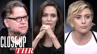 Full Director's Roundtable: Angelina Jolie, Guillermo del Toro, Greta Gerwig | Close Up With THR