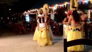 Hawaiian Dance in Dakak