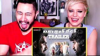 NANI'S GANG LEADER   Karthikeya   Vikram Kumar   Anirudh Ravichander   Trailer Reaction!