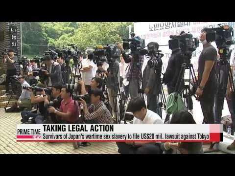 Xxx Mp4 Survivors Of Japan′s Wartime Sex Slavery To File Suit In U S Court ″7월 내 3gp Sex