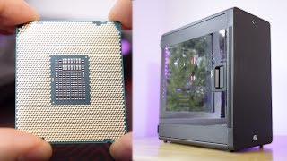 Benchmarking The Ultimate i9 7900X Gaming PC! [W/ Overclock]