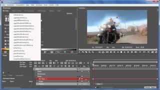 Boris RED 5 als Videofilter (in EDIUS 6)