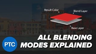 Blending Modes Explained - Complete Guide to Photoshop Blend Modes
