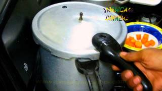 HOW TO USE PRESSURE COOKER