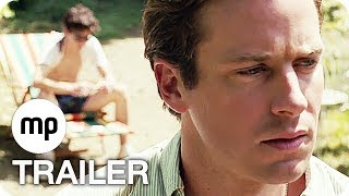 Call Me by Your Name Trailer German Deutsch (2018)