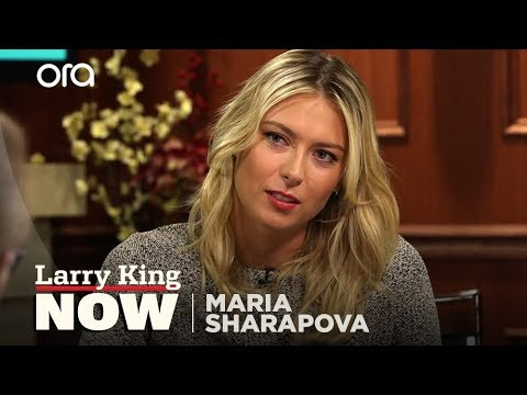 Maria Sharapova On Locker Room Friendships