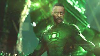 Green Lantern Trailer - John Stewart (Idris Elba)