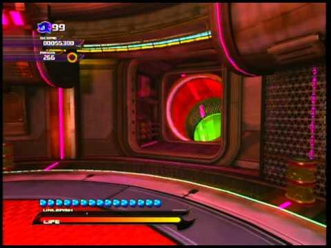 Sonic Unleashed 360 Eggmanland