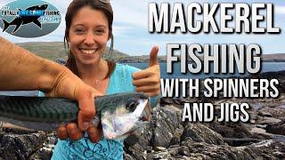 Mackerel Fishing from the shore | TAFishing