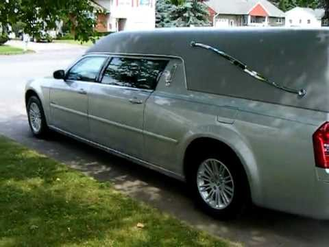 Chrysler 300 Hearse Sold