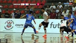 Canetas Humilhantes no Futsal - Liga Nacional de Futsal 2015 | Part 1