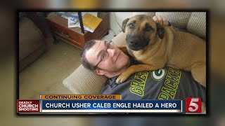 Church Usher Hailed A