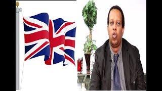 DAAWO SOMALILAND AQOONSIGEEDA WAXAA HORTAAGAN DALKA BIRITAN .. Gud. Ururka Somaliland Diaspora.