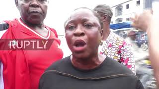Cameroon: Protests in Douala in solidarity with Anglophone regions