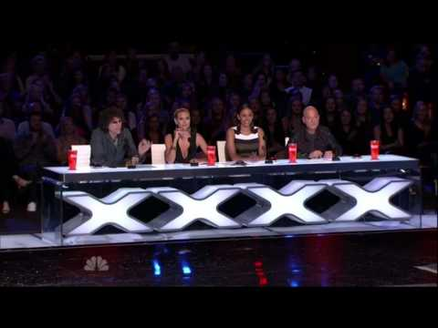 America's Got Talent 2015 Freckled Sky Auditions 2