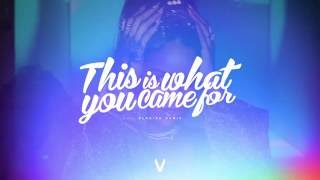 Calvin Harris ft. Rihanna - This Is What You Came For (Vladish Remix)