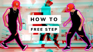 Tutorial Free Step - Basic & Advanced @DiihFerreiraFS