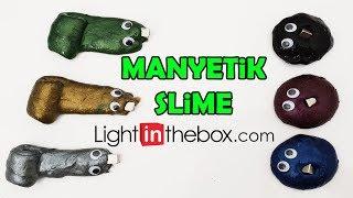 Lightinthebox - Yurtdışı Manyetik Slime Alışverişi ve Challenge