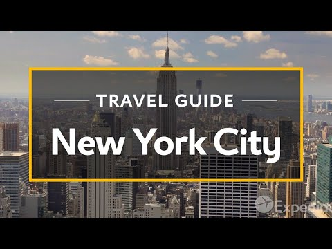 watch New York City Vacation Travel Guide | Expedia